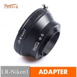 Adapter LR-N1: Leica LR Lens-Nikon 1 mount Systeem Camera