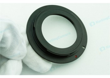 Adapter M42-EOS: M42 Lens - Canon EOS mount Camera