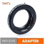 Adapter MD-EOS: Minolta MD Lens - Canon EOS mount Camera