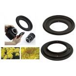 Reverse Adapter Ring voor Nikon 49mm ai mount lens