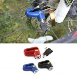 1 piece Anti Theft Disk Brake Lock For Scooter Bicycle Motorcycle SafetyLock