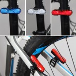 2 Piece Led Front Light and Rear Light Bicycle Usb Rechargeable Cycling Waterproof MTB Road Bike Flashing