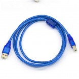 USB 2.0 Extension Printer Kabel Type A naar B Male 1.5M
