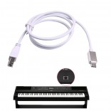 Type C-Usb Type B OTG Kabel Printer Telefoon Piano Elektronische drum Midi Keyboard