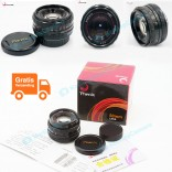 Phenix 50mm F1.7 manual focus lens Fujifilm systeem camera