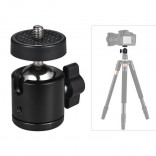 Klein Ball head Balhoofd Tripod Head voor Still Fotografie Camera