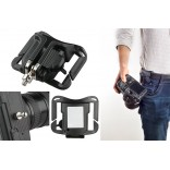 Snel laden camera holster riem gesp mount