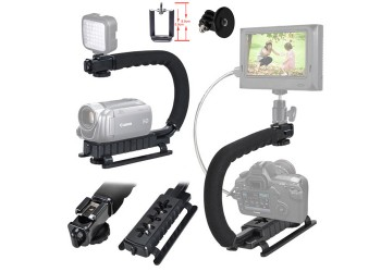 Stabilizer Camera Smartphone Handheld iPhone GoPro DSLR