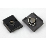 Tripod quick release plate for Manfrotto 200PL-14