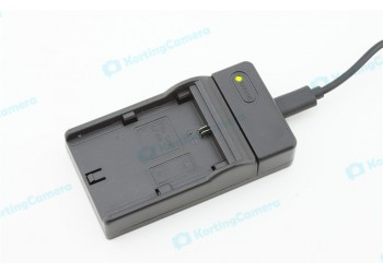 USB Oplader voor Panasonic accu DMW-BCG10 DMW-BCG10E DMW-BCG10PP