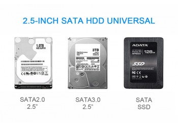 2.5 inch Hdd Case Sata Ssd Usb 3.0 Harde Schijf Behuizing