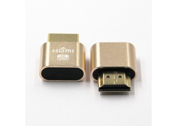 HDMI Display port Dummy Plug 4 K Display Emulator