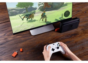 8Bitdo USB Draadloze Bluetooth Adapter Switch PS4 Xbox PS1