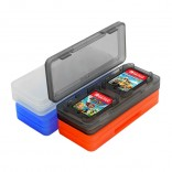 Draagbare 4-in-1 Game Card Case Houder Nintendo Switch