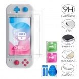 2 stuk Screen Protector 9H Glas Cover Nintendo Switch Lite