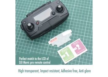 2 * Afstandsbediening LCD protector mavic 2 pro zoom
