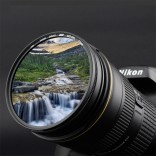 58mm CPL Polarisatie MC Lens Filter Langwei Multi Coating