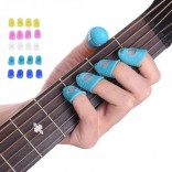 10 stuk Gitaar Duim Picks Vinger Picks Plectrum Band