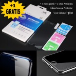 6 in 1 iPhone7 plus Explosion proof glazen screen protector