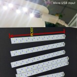 USB LED Stijve Strip 20cm bar studio fotografie softbox