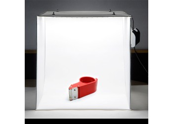 40cm Draagbare vouw lightbox fotografie studio LED softbox