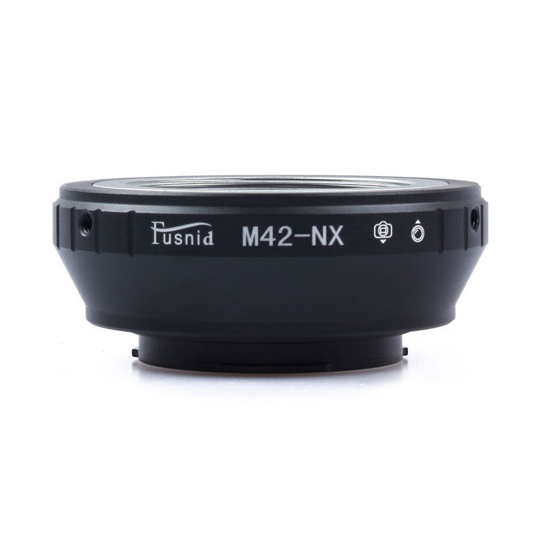 Adapter M42-NX: M42 Lens - Samsung NX mount Camera