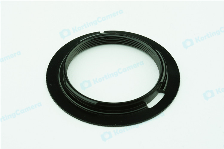 Adapter M42-PK: M42 Lens - Pentax K mount Camera