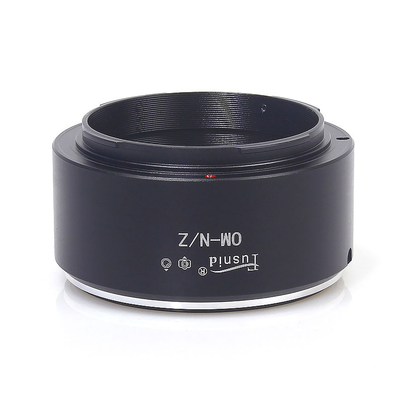 Adapter OM-NZ: Olympus OM Lens - Nikon Z mount Camera
