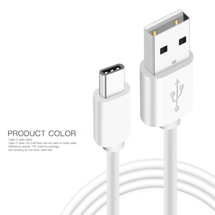 Android Switch oplaad data kabel USB-USB Type C 25cm 56K