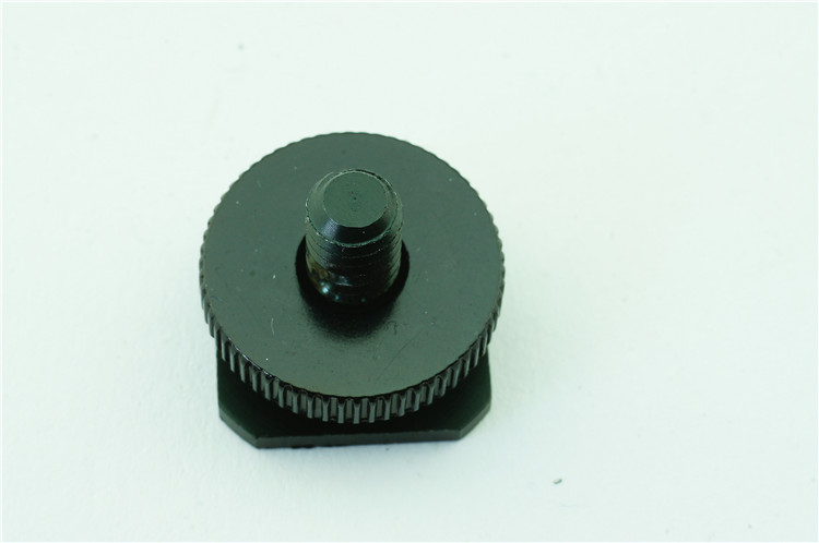 "Camera plate screw 1/4"" single schroef voor Tripod"