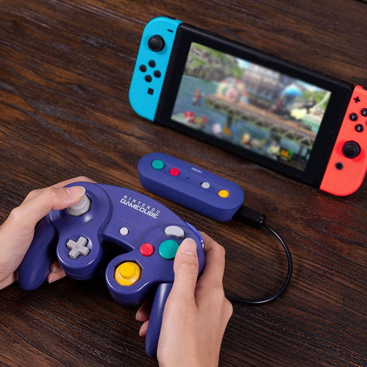 8Bitdo Wireless Bluetooth Adapter GBros Switch WII Gamecube