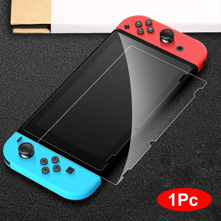 Screen Protector 9H Gehard Glas Cover Voor Nintendo Switch