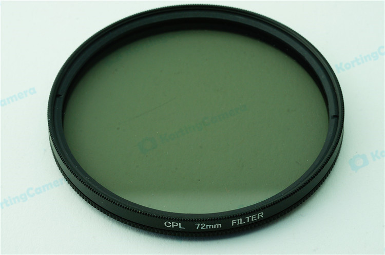 49mm CPL Polarisatie filter camera lens Canon Nikon Sony